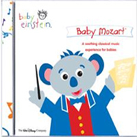 [중고] The Baby Einstein Music Box Orchestra / Baby Einstein : Baby Mozart (프로모션용/ekpd1353)