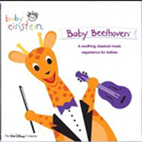 [중고] The Baby Einstein Music Box Orchestra / Baby Einstein : Baby Beethoven (프로모션용/ekpd1355)