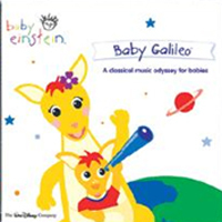 [중고] The Baby Einstein Music Box Orchestra / Baby Einstein : Baby Galileo (프로모션용/ekpd1481)