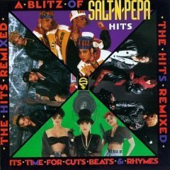 [중고] Salt-N-Pepa / A Blitz of Salt-N-Pepa Hits: The Hits Remixed (수입)