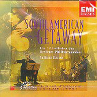 [중고] Juliane Banse / South American Getaway (ekcd0504)