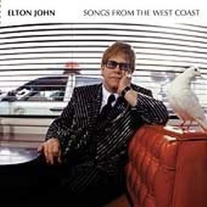 [중고] Elton John / Songs From The West Coast