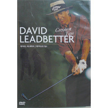 [중고] [DVD] David Leadbetter - Greatest Tips (홍보용)