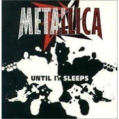 [중고] Metallica / Until It Sleeps (일본수입/Single/srcs8062)