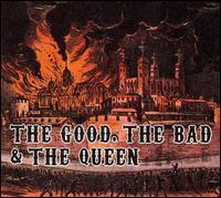[중고] The Good, The Bad & The Queen / The Good, The Bad & The Queen (Limited Edition/CD+DVD/Digipack/수입)
