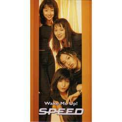 [중고] Speed / Wake Me Up! (일본수입/Single/tfdc28064)