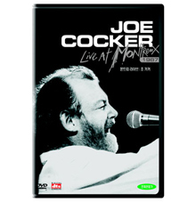 [DVD] Joe Cocker / Live at Montreux 1987 (미개봉)
