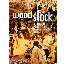 [중고] [DVD] Woodstock - 3 Days of Peace & Music : The Director's Cut (수입)
