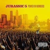 [중고] Jurassic 5 / Power In Numbers (수입)