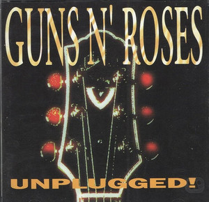 [중고] Guns N' Roses / Unplugged (수입/Bootleg)