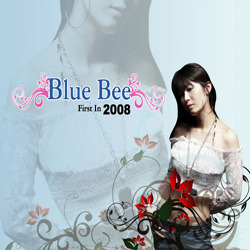 [중고] 블루비 / Blue Bee Frist 2008 (2CD/Digipack/홍보용)
