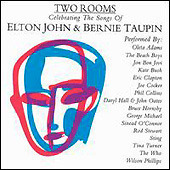 [중고] V.A. / Two Rooms - Celebrating The Songs Of Elton John & Bernie Taupin (수입)