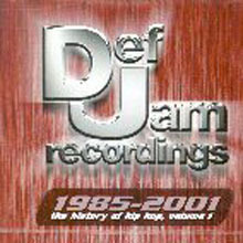 [중고] V.A. / Def Jam The History Of Hip Hop Vol.1 1985-2001