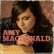 [중고] Amy Macdonald / This Is The Life (홍보용)