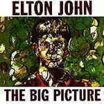 [중고] Elton John / The Big Picture