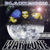 [중고] Black Moon / War Zone (수입)