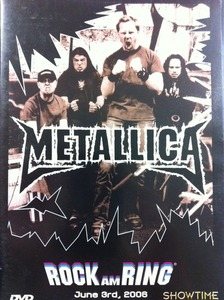 [중고] [DVD] Metallica / Rock Am Ring June 3rd, 2006 (수입)