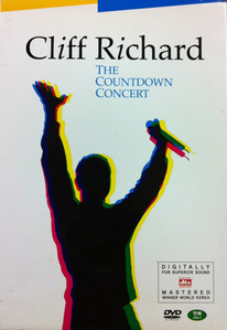 [중고] [DVD] Cliff Richard / The Countdown Concert