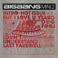 [중고] 빅뱅 (Bigbang) / 2nd Mini Album Hot Issue (아웃케이스)