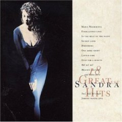 [중고] Sandra / 18 Greatest Hits (수입)