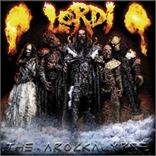 [중고] Lordi / The Arockalypse (홍보용)