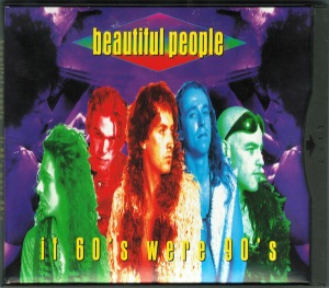[중고] Beautiful People / If 60's Were 90's (수입/홍보용/Digipack)