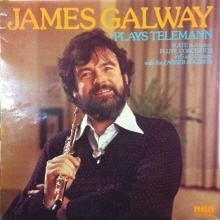 [중고] [LP] James Galway / James Galway Plays Telemann (수입/rl25204)