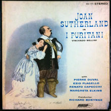 [중고] [LP] Joan Sutherland, Richard Bonynge / Bellini : I Puritani (수입/하드박스/3LP/osa1373)