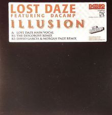 [중고] [LP] Lost Daze / Illusion (수입/Single/홍보용)