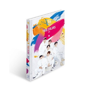 [중고] 제이비제이 (JBJ) / True Colors II-II (Digipack)