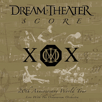 [중고] Dream Theater / Score - 20th Anniversary World Tour Live With The Octavarium Orchestra (3CD/홍보용/Digipack)