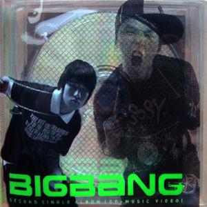 [중고] 빅뱅 (Bigbang) / 2nd Single Album (Bigbang is V.I.P) (CD+VCD)