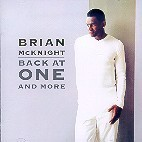[중고] Brian Mcknight / Back At One And More